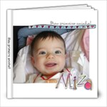 Miza´s First Year - 8x8 Photo Book (20 pages)