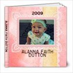 Alanna s story - 8x8 Photo Book (80 pages)
