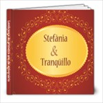 Stefânia & Tranqüillo - 8x8 Photo Book (20 pages)