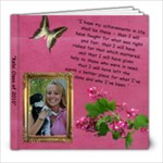 kelsi class of 2010 - 8x8 Photo Book (20 pages)