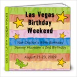 birthday weekend - 8x8 Photo Book (20 pages)