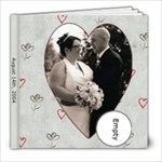 Leslie and Jeremy s Wedding Book - 8x8 Photo Book (39 pages)
