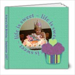 Ariana s 5th Birthday - 8x8 Photo Book (20 pages)