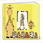 . Jungle Book . - 8x8 Photo Book (20 pages)