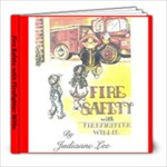 Fire Safety Book - 8x8 Photo Book (39 pages)
