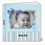 KALEB - 8x8 Photo Book (20 pages)