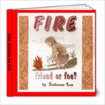 Fire, Friend or Foe  Book II - 8x8 Photo Book (20 pages)