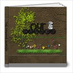 Aunt Val s Garden 2009 - 8x8 Photo Book (30 pages)