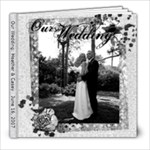 Sissy s Wedding - Copy for Quick Book! - 8x8 Photo Book (20 pages)