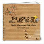 Will & Natalie s Book - 8x8 Photo Book (20 pages)