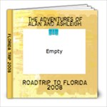 Florida Trip 2008 - 8x8 Photo Book (20 pages)