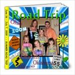 2009 Summer Roadtrip - 8x8 Photo Book (39 pages)