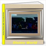 Disney World - 12x12 Photo Book (20 pages)