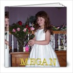 MEGAN - 8x8 Photo Book (20 pages)