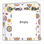 Carson s ABC Book - 8x8 Photo Book (30 pages)