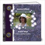 8th Grade - 8x8 Photo Book (20 pages)