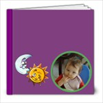 My first SPANISH-ENGLISH book - 8x8 Photo Book (20 pages)