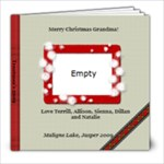 Christmas book for Marion - 8x8 Photo Book (20 pages)