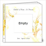 Presentation - 8x8 Photo Book (20 pages)