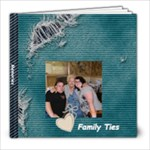 LOONEY PICNIC - 8x8 Photo Book (20 pages)