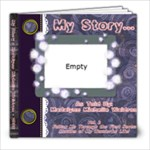 Maddie s Story - 8x8 Photo Book (20 pages)