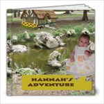 Hannah s Adventure, Jesse - 8x8 Photo Book (20 pages)