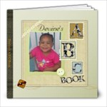Devine s ABC Book - 8x8 Photo Book (20 pages)