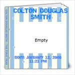 colton scrap book - 8x8 Photo Book (20 pages)