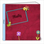 Molly s Book - 8x8 Photo Book (20 pages)