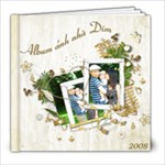 Scrapbook for Dim - 8x8 Photo Book (20 pages)