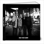 new york 8x8 - 8x8 Photo Book (20 pages)