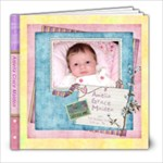Baby Amelia Final Version - 8x8 Photo Book (20 pages)