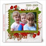 RUDENKO GRANDPARENTS - 8x8 Photo Book (20 pages)