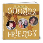 November 13, 2009 Cookout - 8x8 Photo Book (20 pages)