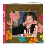 Happy 7th Birthday Ruby - 8x8 Photo Book (20 pages)