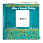 Wedding Scrapbook - 8x8 Photo Book (20 pages)