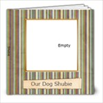 shubie 22 - 8x8 Photo Book (20 pages)
