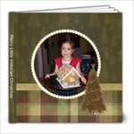 A Merry Little Victorian Christmas Book - 8x8 Photo Book (20 pages)