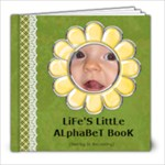 My Little Alphabet Book - 8x8 Photo Book (20 pages)