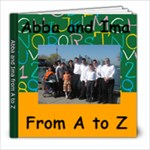 abc - 8x8 Photo Book (39 pages)