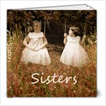 Sisters (Anna & Nina) - 8x8 Photo Book (20 pages)