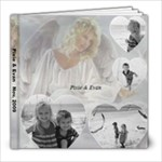 Pixie & Evan - 8x8 Photo Book (20 pages)