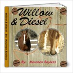 Willow & Diesel - 8x8 Photo Book (20 pages)