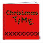 CHRISTMAS TIME - 8x8 Photo Book (20 pages)