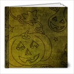 Hallween 01 thru 06 - 8x8 Photo Book (39 pages)