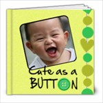 MY LITTLE BOY 8x8 - 8x8 Photo Book (20 pages)