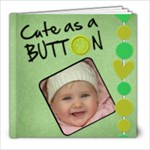 MY LITTLE GIRL 8x8 - 8x8 Photo Book (20 pages)