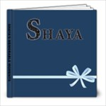 shayas album LATEST - 8x8 Photo Book (20 pages)
