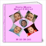 Caras e Bocas - 8x8 Photo Book (20 pages)