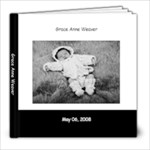 Grace - 8x8 Photo Book (20 pages)